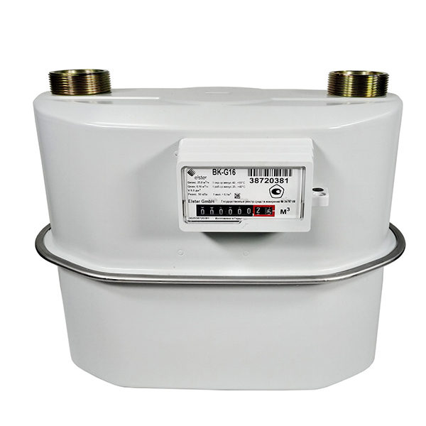Счётчик газовый BK-G16T