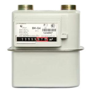 Счётчик газовый BK-G4
