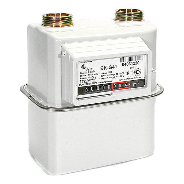 Счётчик газовый BK-G4T