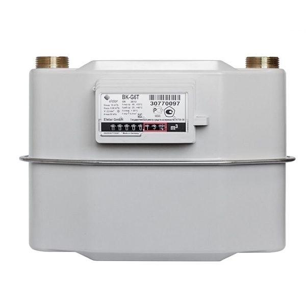 Счётчик газовый BK-G6T